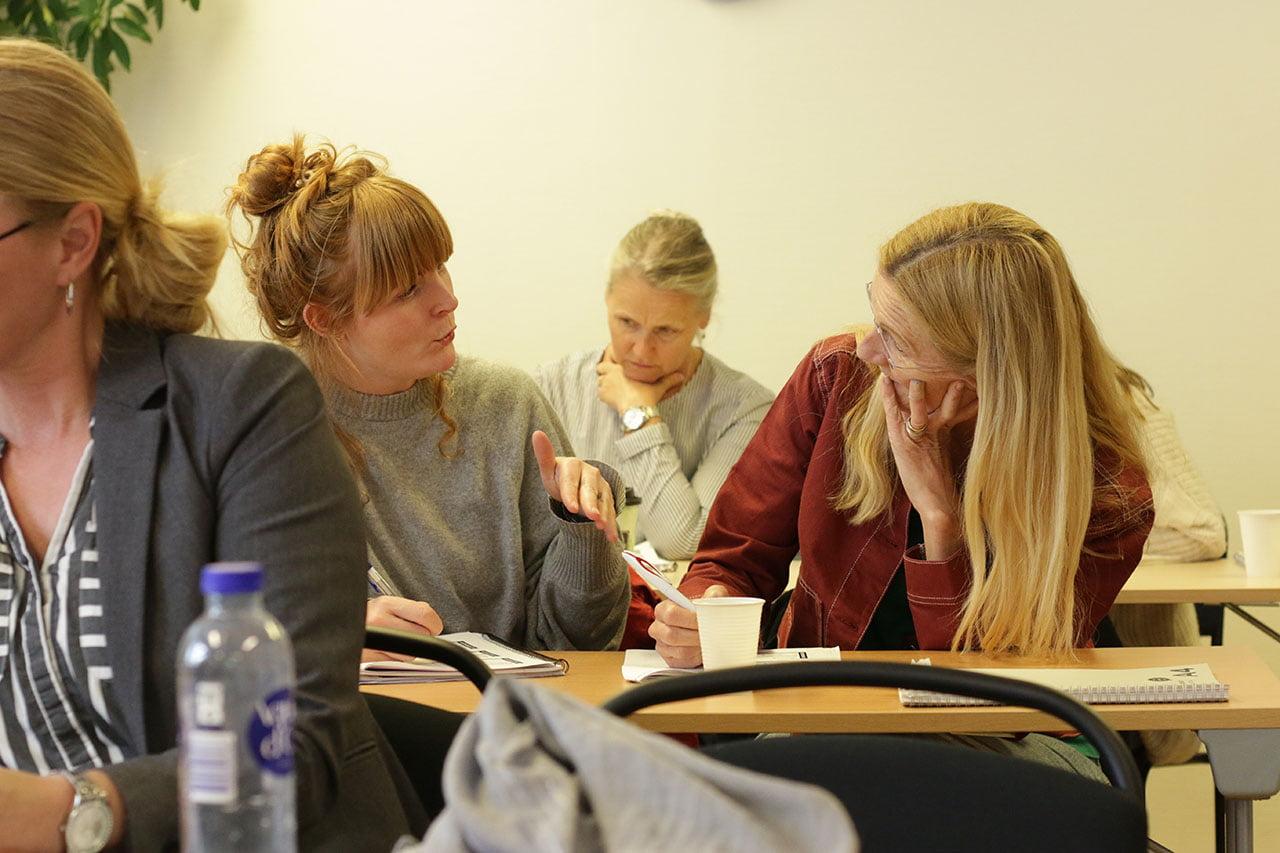 Grundutbildning i psykoterapi med inriktning KBT – Steg-1