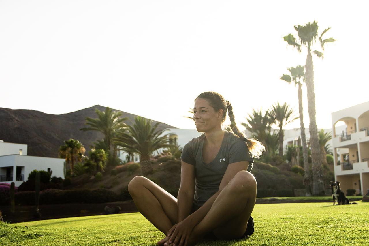 Andrianna Wängstrom Baskurs I Mindfulness
