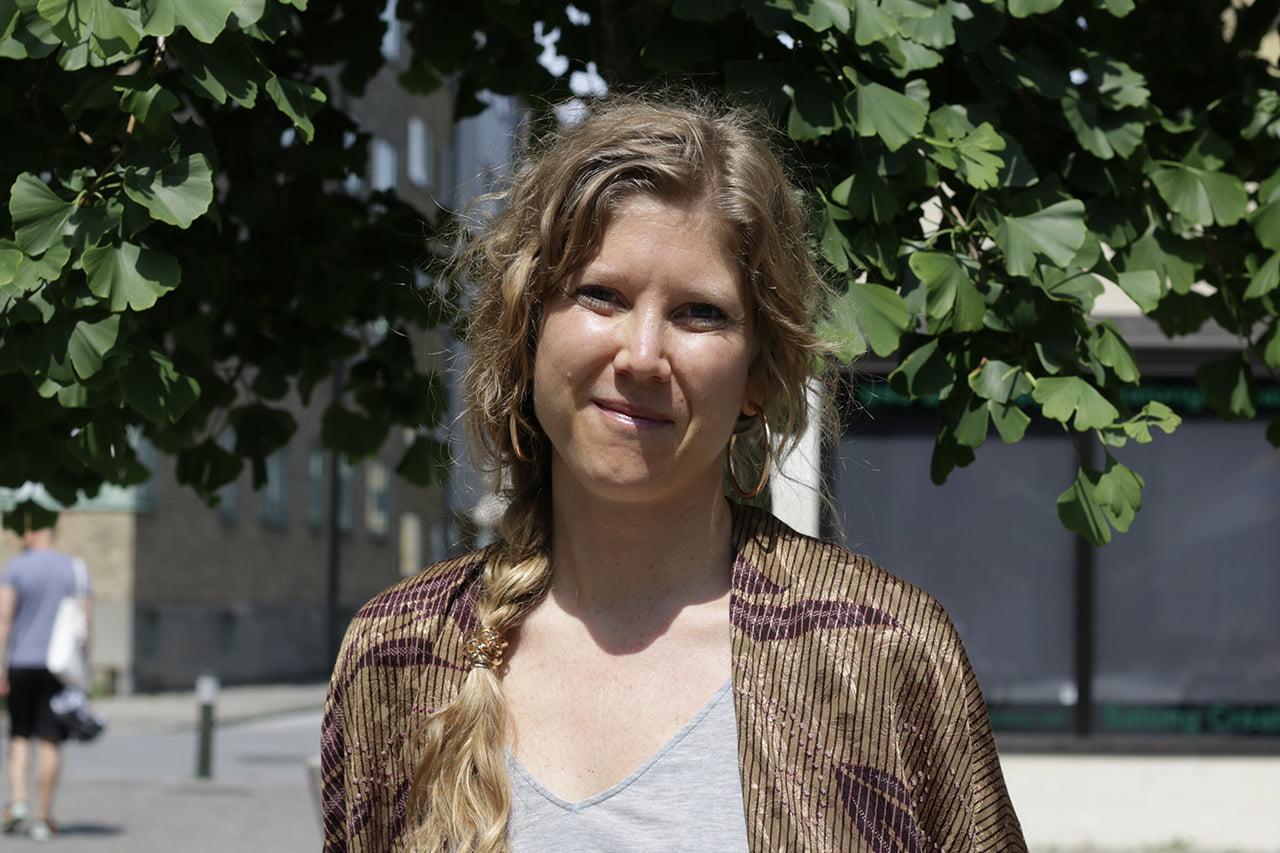 Jenny Thorstensson Kris och krisstöd