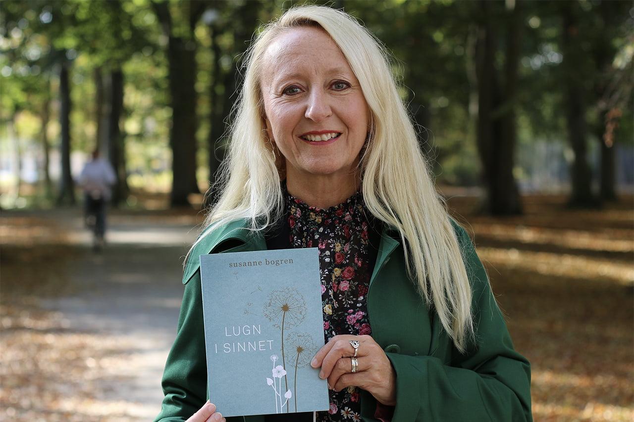 Susanne Bogren Diplomerad Avspännings- och stresspedagog